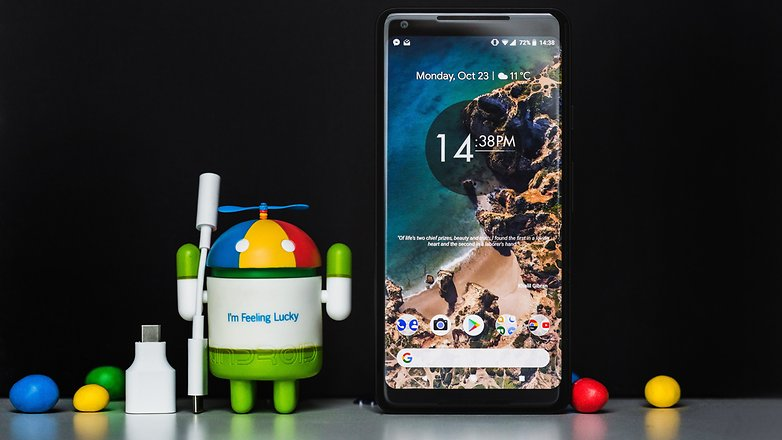 گوشی موبایلگوگل Pixel 2 XL